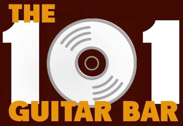 The 101 Guitar Bar